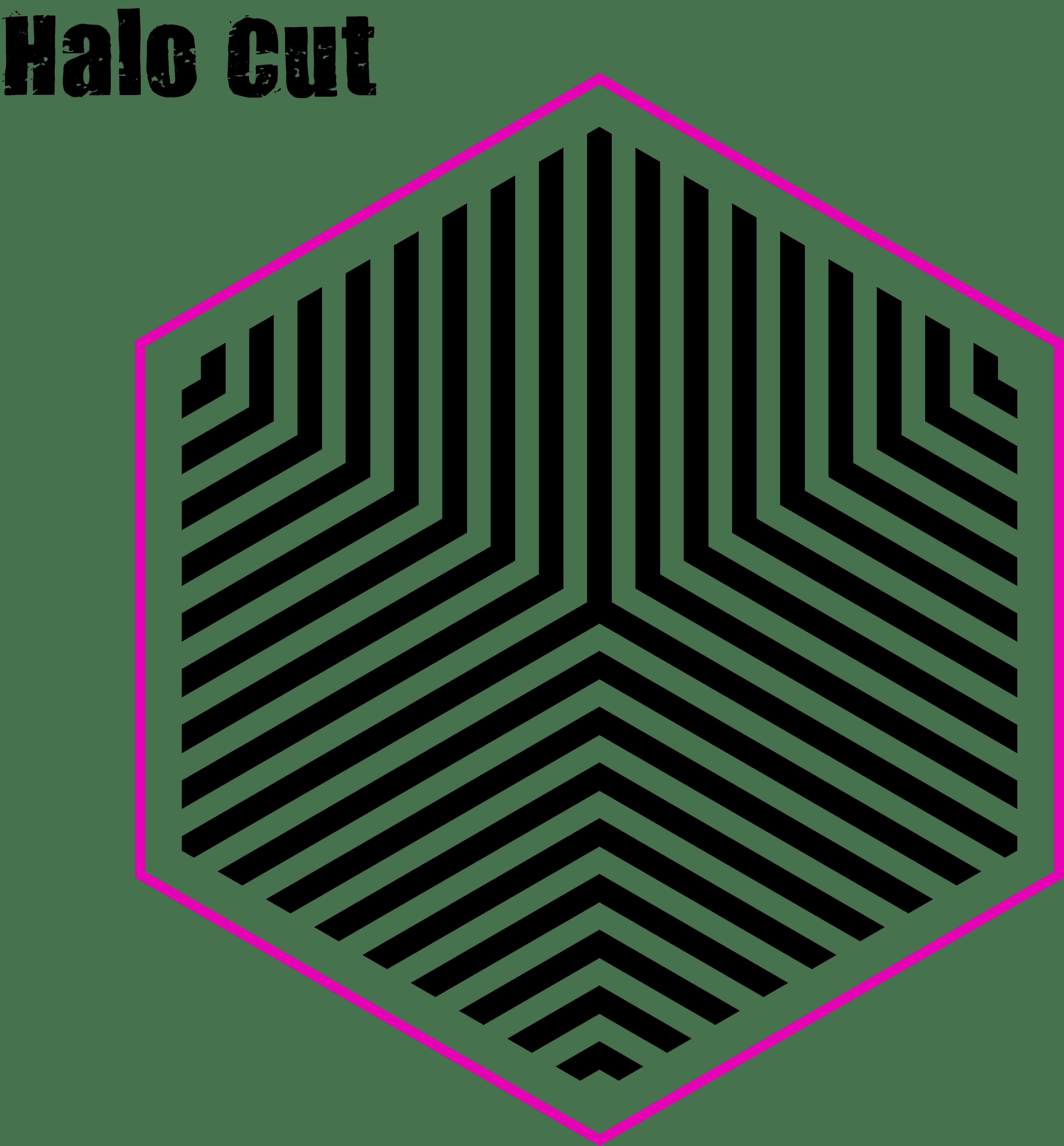 halo cut design