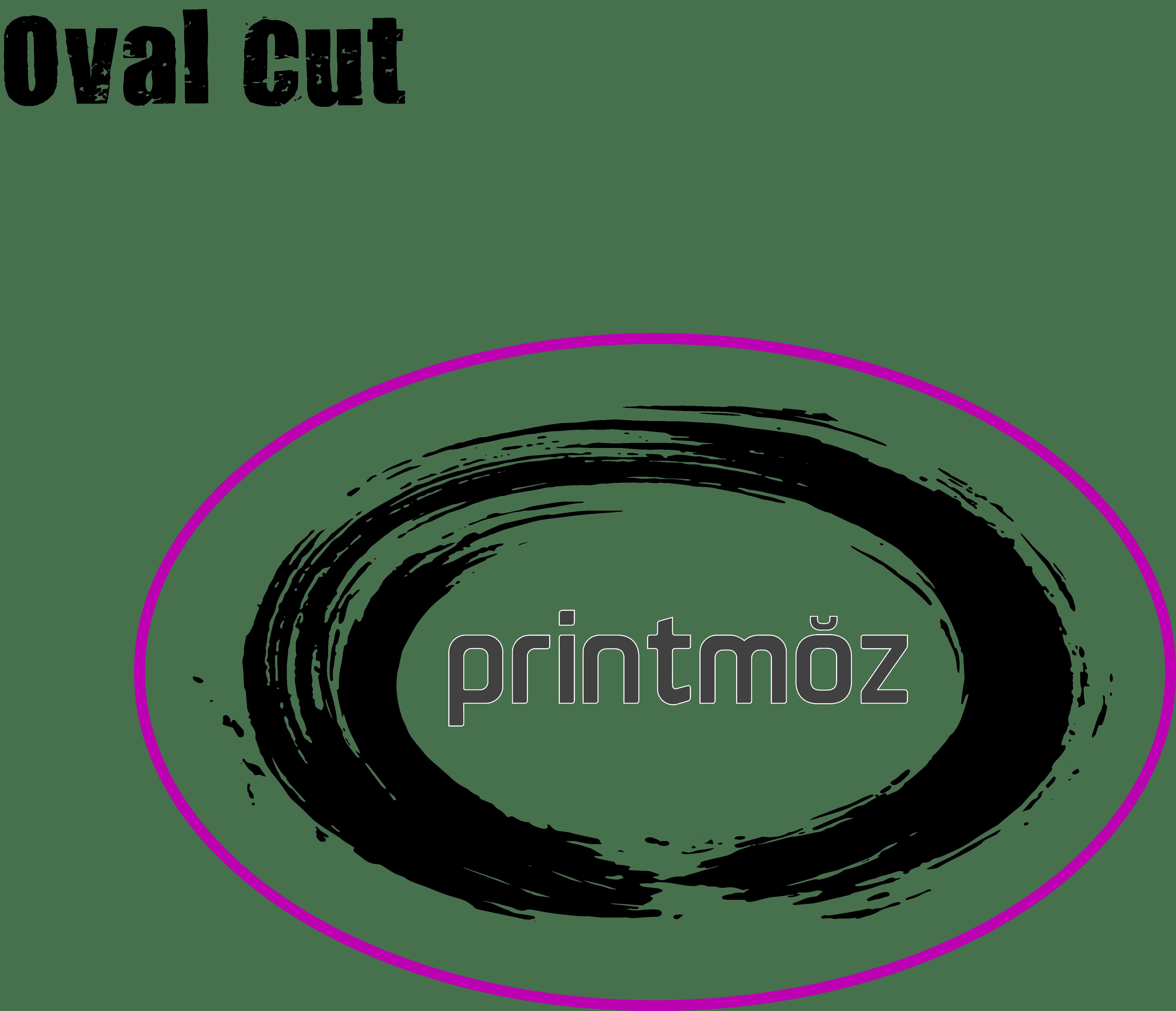 oval cut design