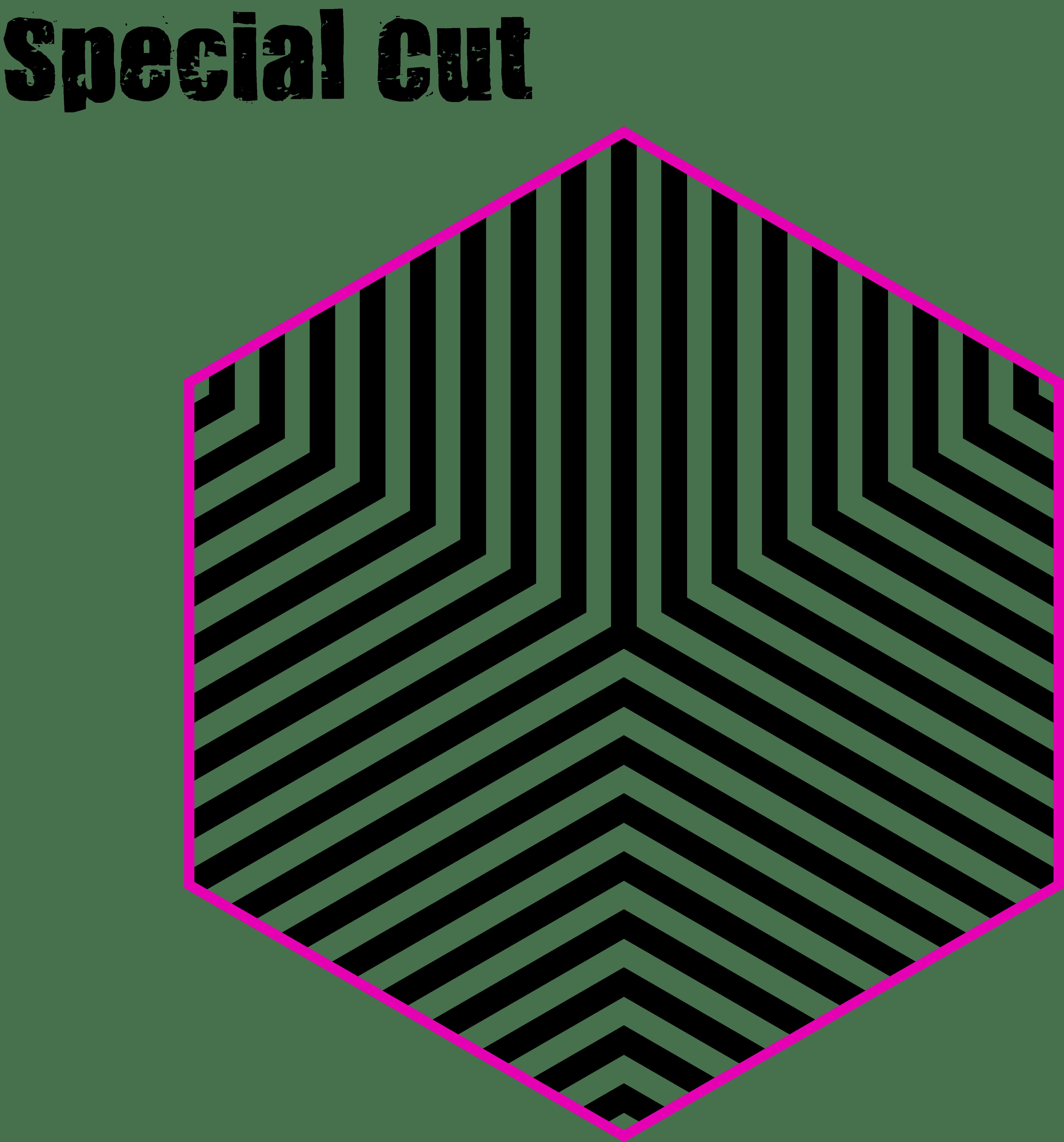 special cut design