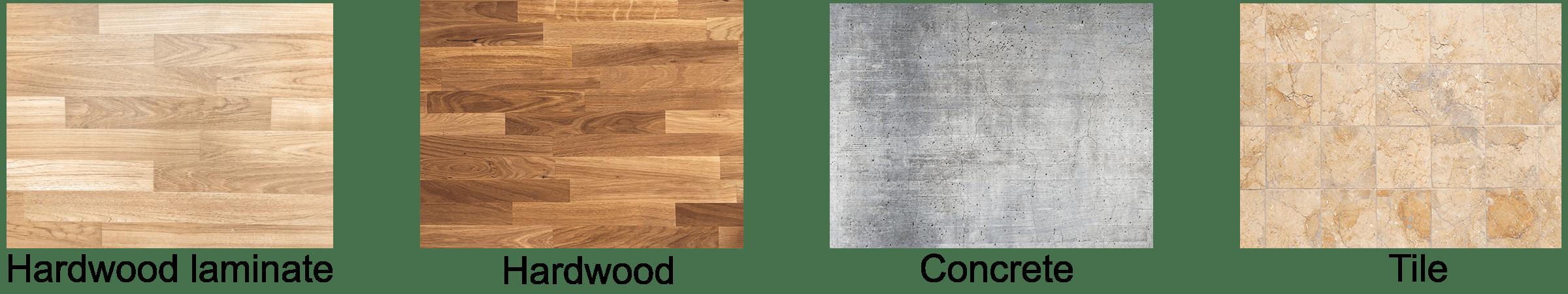 floor sticker surfaces