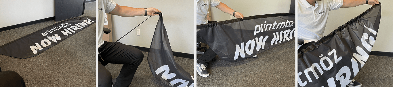 feather flag assembly