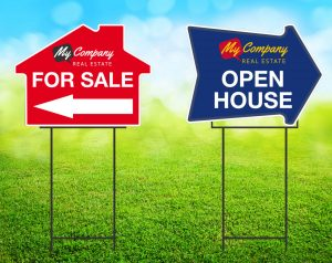 How To Place Real Estate Yard Signs - Boost Open House ...