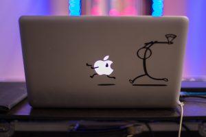funny laptop sticker