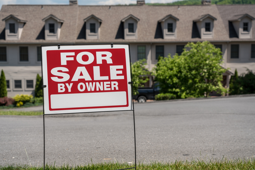 for sale by owner bandit sign