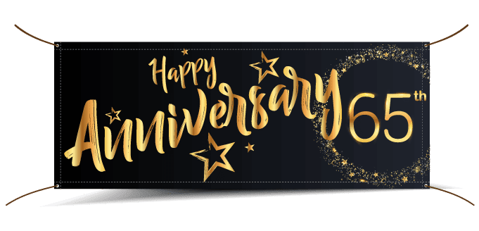 Wedding and Anniversary Banners