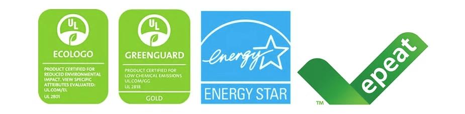 Energy Star Greenguard