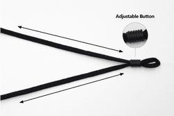 Face Mask Adjustable Slider - Button