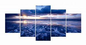Multi Panel Gallery Wrap Canvas
