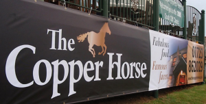 copper house banner