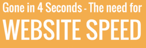 need for website speed