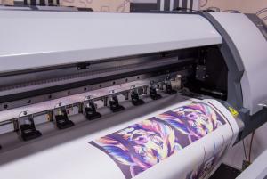 printing colored photos
