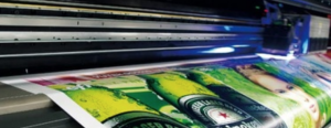 printing out heineken signs